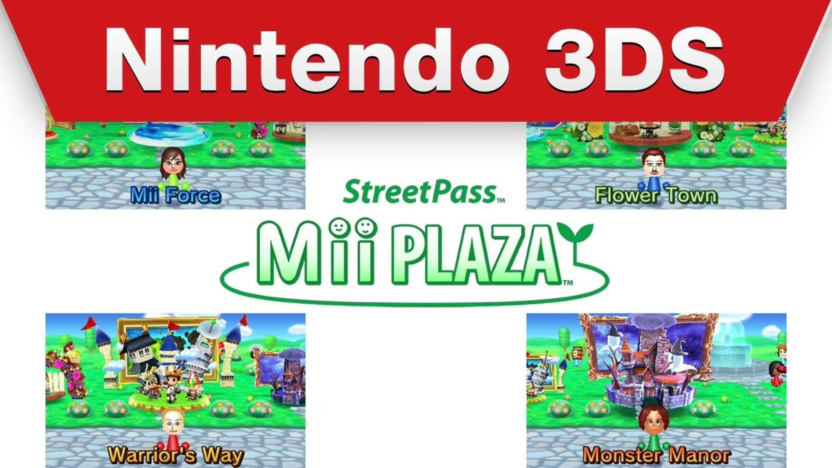 Streetpass Mii Plaza Gets A New Update