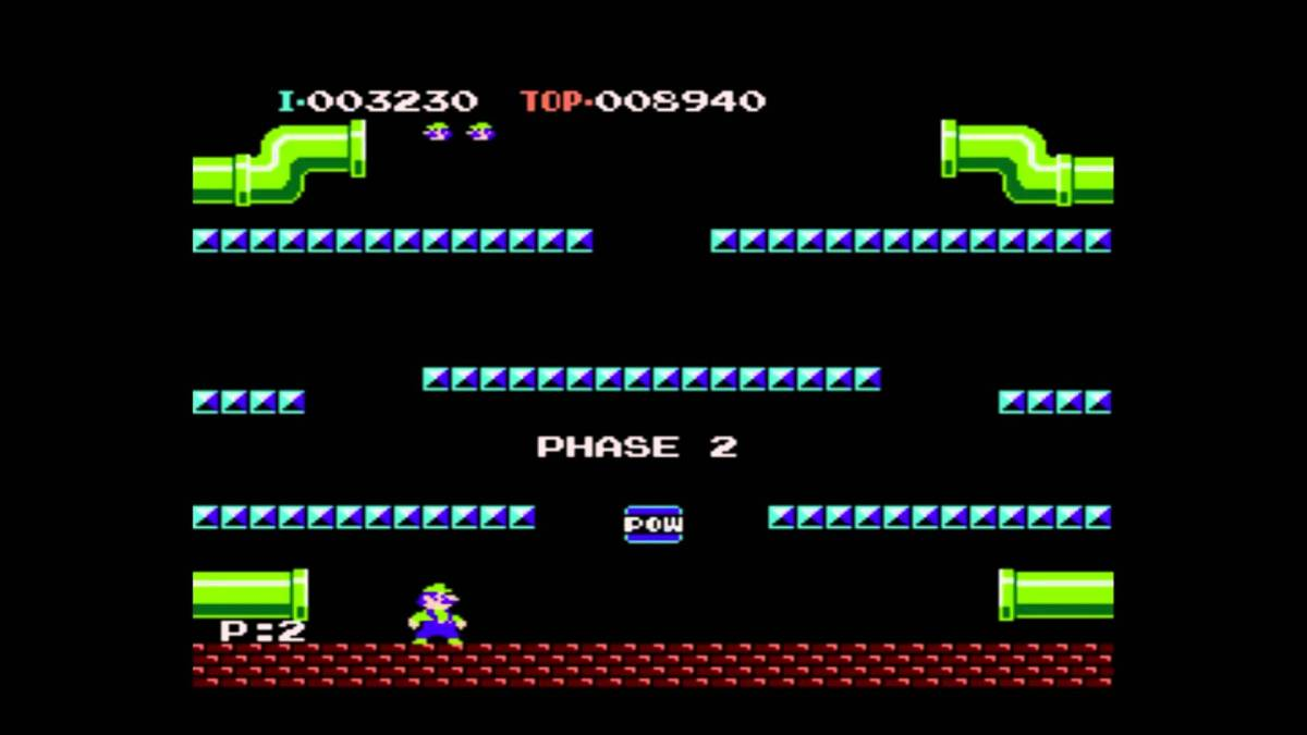 Nintendo Arcade Games Coming to Switch