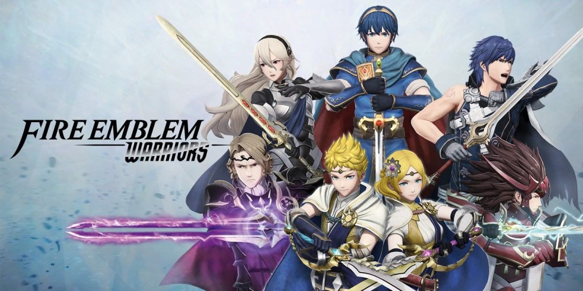 Fire Emblem Warriors Update 1.2 Out Now
